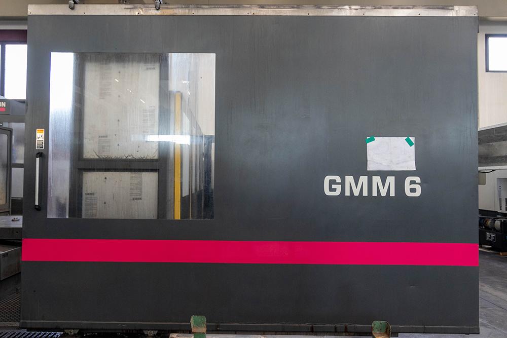 1 LMT Solution - Macchina - Lagun GMM6