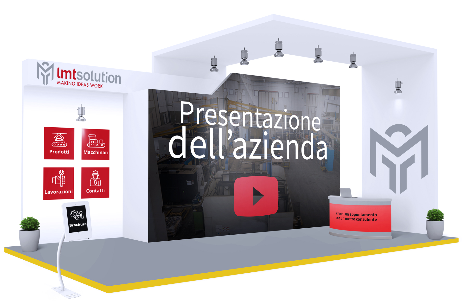 1 LMT Solutions – Stand