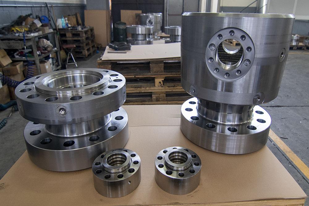 5 - passaggi vari della lavorazione del prodotto - LP Lavorazioni Meccaniche